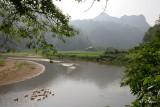 PEACEFUL MORNING -  BA BE LAKE