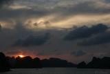HALONG BAY SUNSET - 2