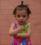 Hanoï little girl