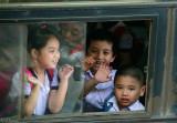 Hanoï school bus