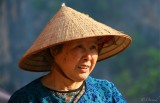 Woman from Dong Vang
