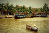 Thu Bon River - Hoi Han.