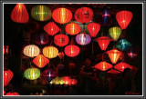 Hoi Han : The lanterns.