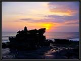 Tanah Lot Sunset.