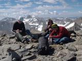 Mt Williamson summit