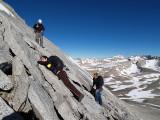 Mt Tyndall N-Rib
