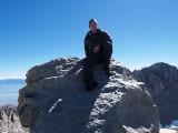 Mt Tyndall summit