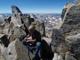 Summit (14,012ft; 4271m)