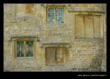 Bricked Up Windows, Snowshill Manor