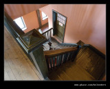 Worker's Institute Staircase, Black Country Museum