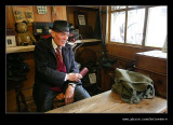 Pawn Shop Keeper, Black Country Museum