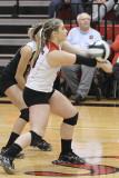 2011 Mohawk HS Volleyball vs Seneca East