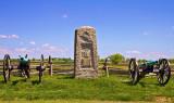 Visit to Gettysburg, May 9, 2011