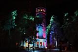 Finland, Tampere. The watchtower of Pyynikki.