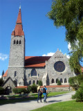 The Tampere Cathedral