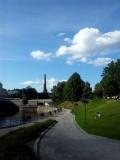 Tampere, The rapids of Tammerkoski