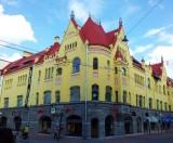 Tampere. Tirkkonen House