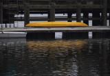 Golden kayak