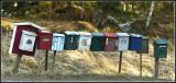 Swedish Mailboxes