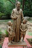 Statue of St. Luigi Versiglia