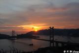 Tsing Ma Bridge at sunset DSC_1223