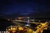 Tsing Ma Bridge at night DSC_1303