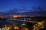 Tsing Ma Bridge at night DSC_1296