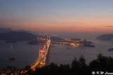 Tsing Ma Bridge at dusk 02
