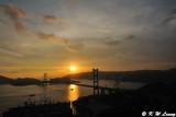 Tsing Ma Bridge at sunset DSC_1184