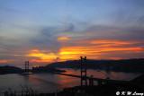 Tsing Ma Bridge at dusk DSC_1253