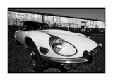 Jaguar E Type, Reims