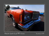 CHEVROLET Impala Coupe 1975 Custom Magny-Cours - France