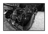 Talbot Lago T150C SS Figoni & Falaschi Teardrop Coupe 1938, Paris