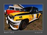 RENAULT 5 Turbo 2 Dijon - France