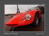 ALFA ROMEO 1000 Abarth Paris - France