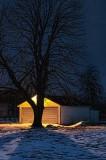 Garage At First Light 20110302