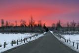 Dawn On Roses Bridge Causeway 06717-8