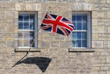 Royal Union Flag Flying 07600