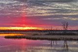 Swale Sunset 07875