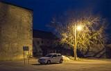 Parking Lot At First Light 20110401