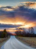 Backroad Sunrise 20110402