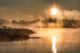 Misty Sunrise 20110408