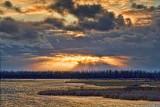Swale Sunset 08188