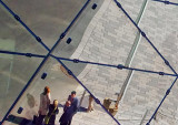 Convention Centre Reflection DSCF01144