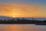 Irish Creek Solar Pillar 20110505
