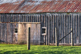 Broad Side Of A Barn 09451
