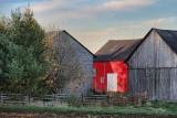 White Barn Door 09699-700