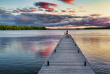 Narrows Dock At Sunset 20110524