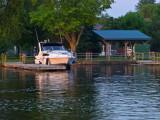 Docked Boat DSCF01930