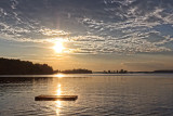 Big Rideau Lake Sunset 10620